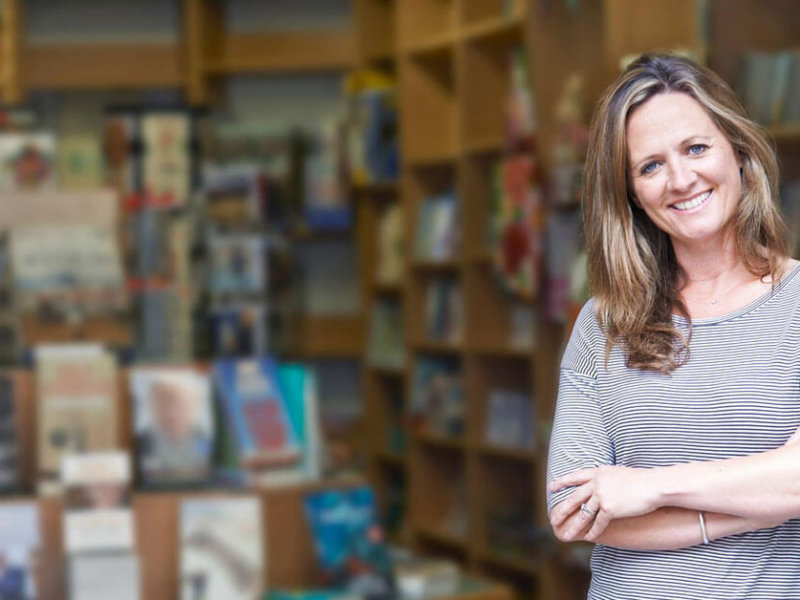 Different types of business - Start a bookstore