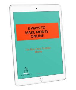 8 Ways To Make Money Online
