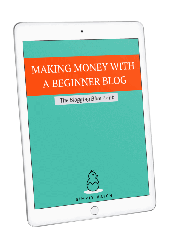 Make Money Blogging Guide