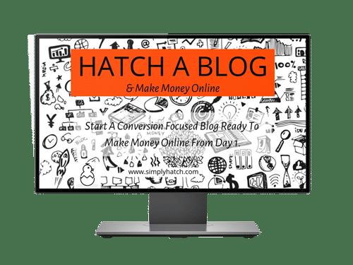 Hatch A Blog Ebook