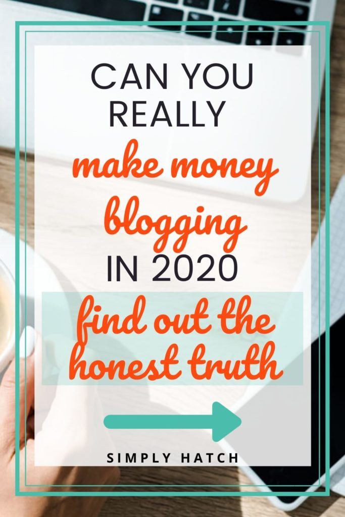 can you really make money bloggging?