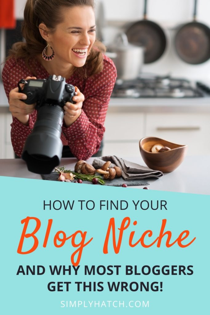 Choosing your blog niche