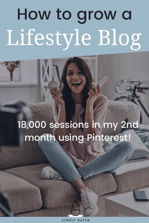 lifestlye blog how to grow
