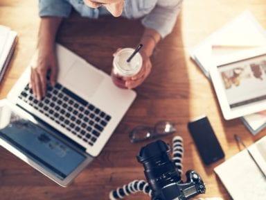 hosting a blog