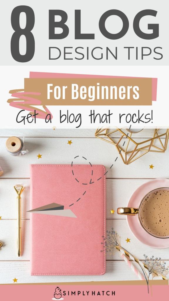 8 blog design tips