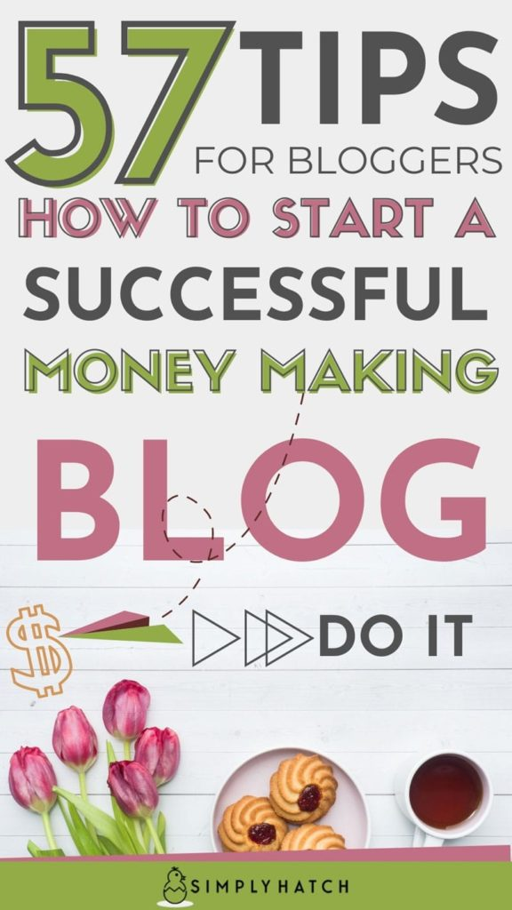 Tips for bloggers to start a successful blog